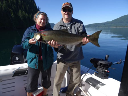Famous Ray's Fishing Charters - Campbell River and Nootka Sound, BC